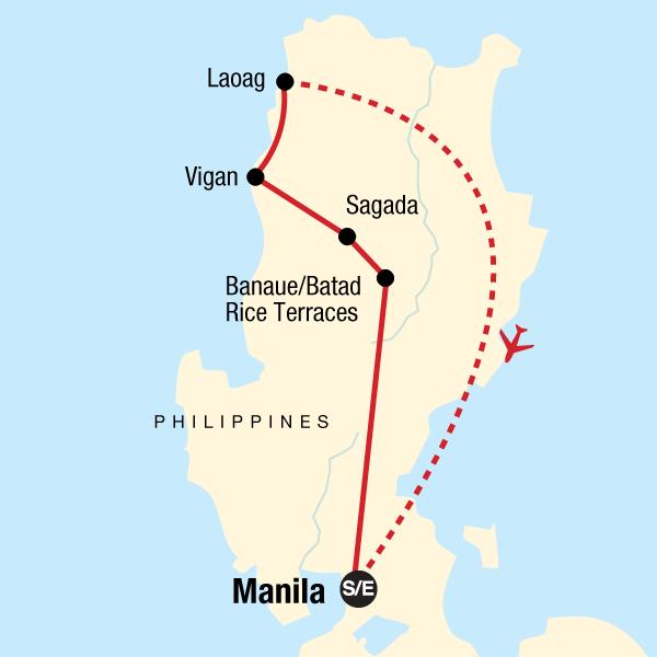 Erlebnisreise durch die Nordphilippinen
