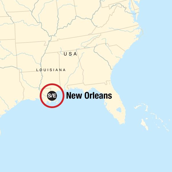 Mardi Gras – Karneval in New Orleans