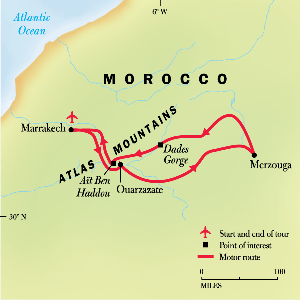 Morocco Family Journey: Ancient Souks to the Sahara