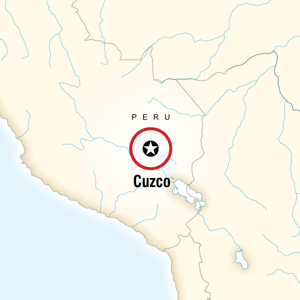 Cusco Tagestour: Die landschaftlichen und städtischen Highlights zu Fuß (halbtägig)