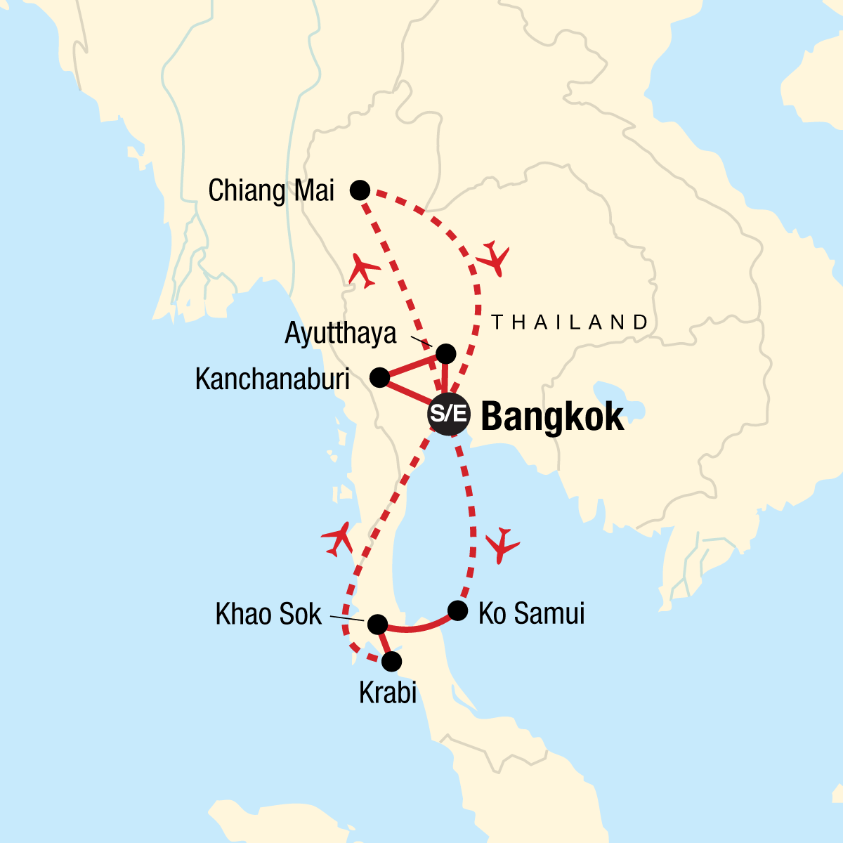 Global Travel Deals