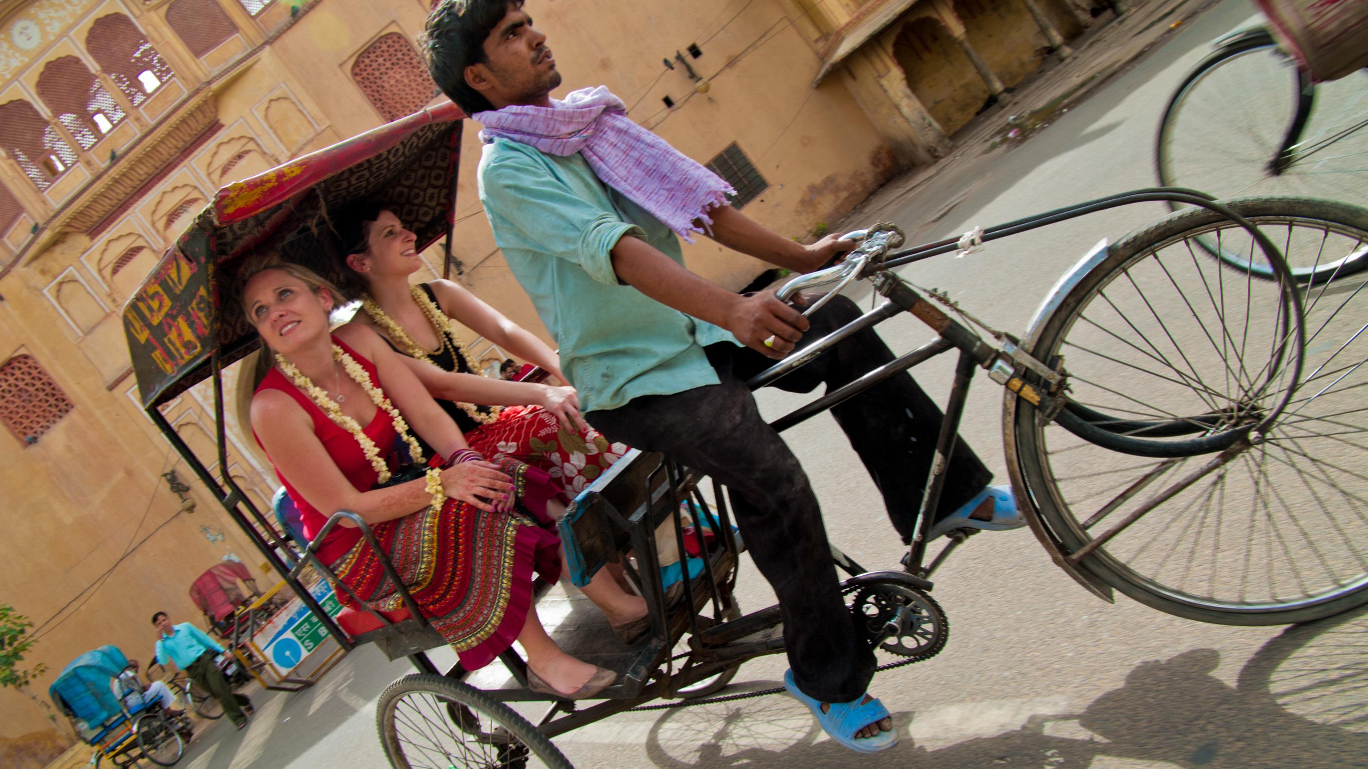 Von Delhi nach Kathmandu – Ghats & der Ganges