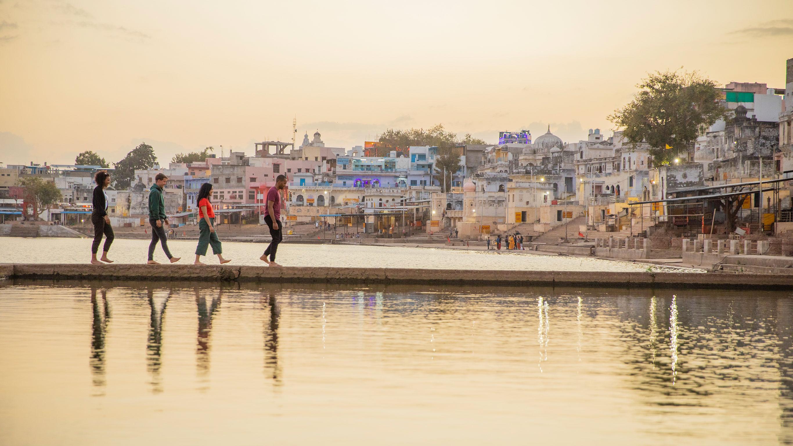 Rajasthan: Märkte & Mogulreich – Plus