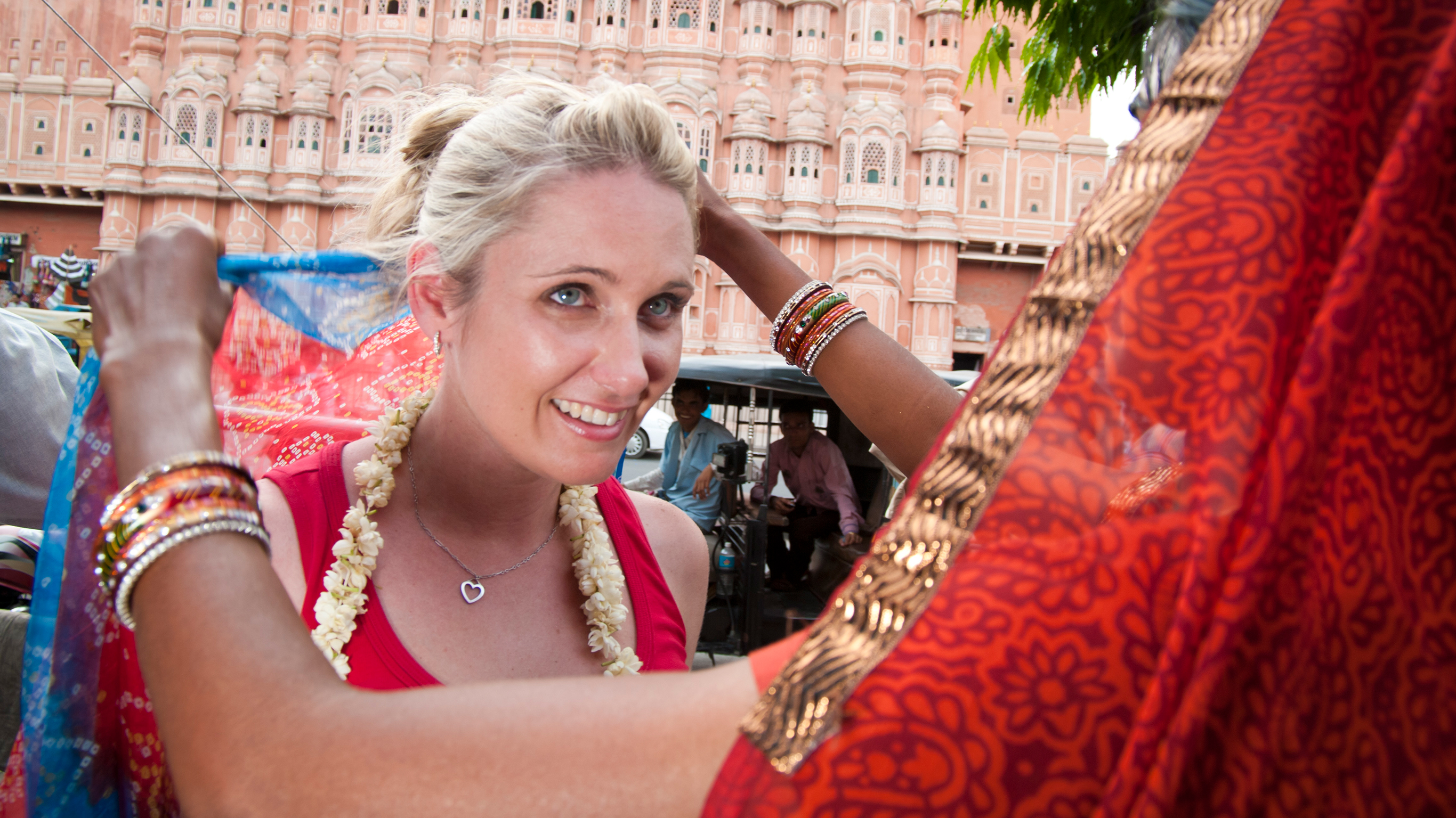 Entdecke Indien – Rickshaw & Rajasthan