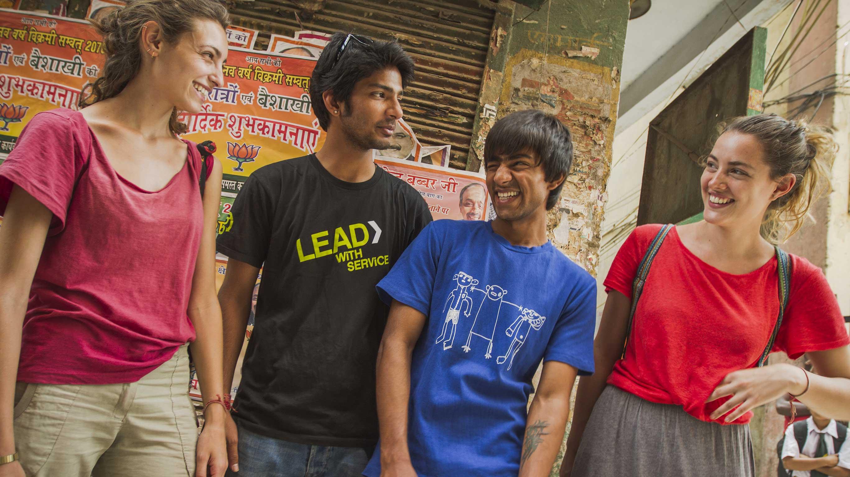 Mini-Abenteuer Delhi 18-to-Thirtysomethings