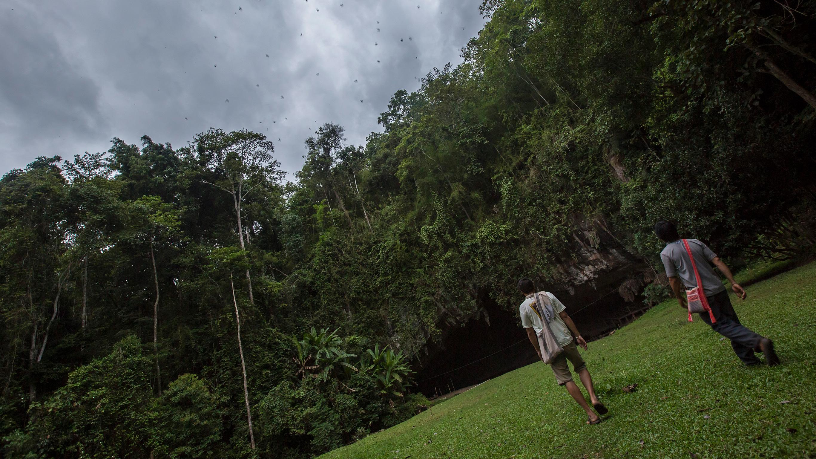 Trek zu den Bergvölkern in Nordthailand