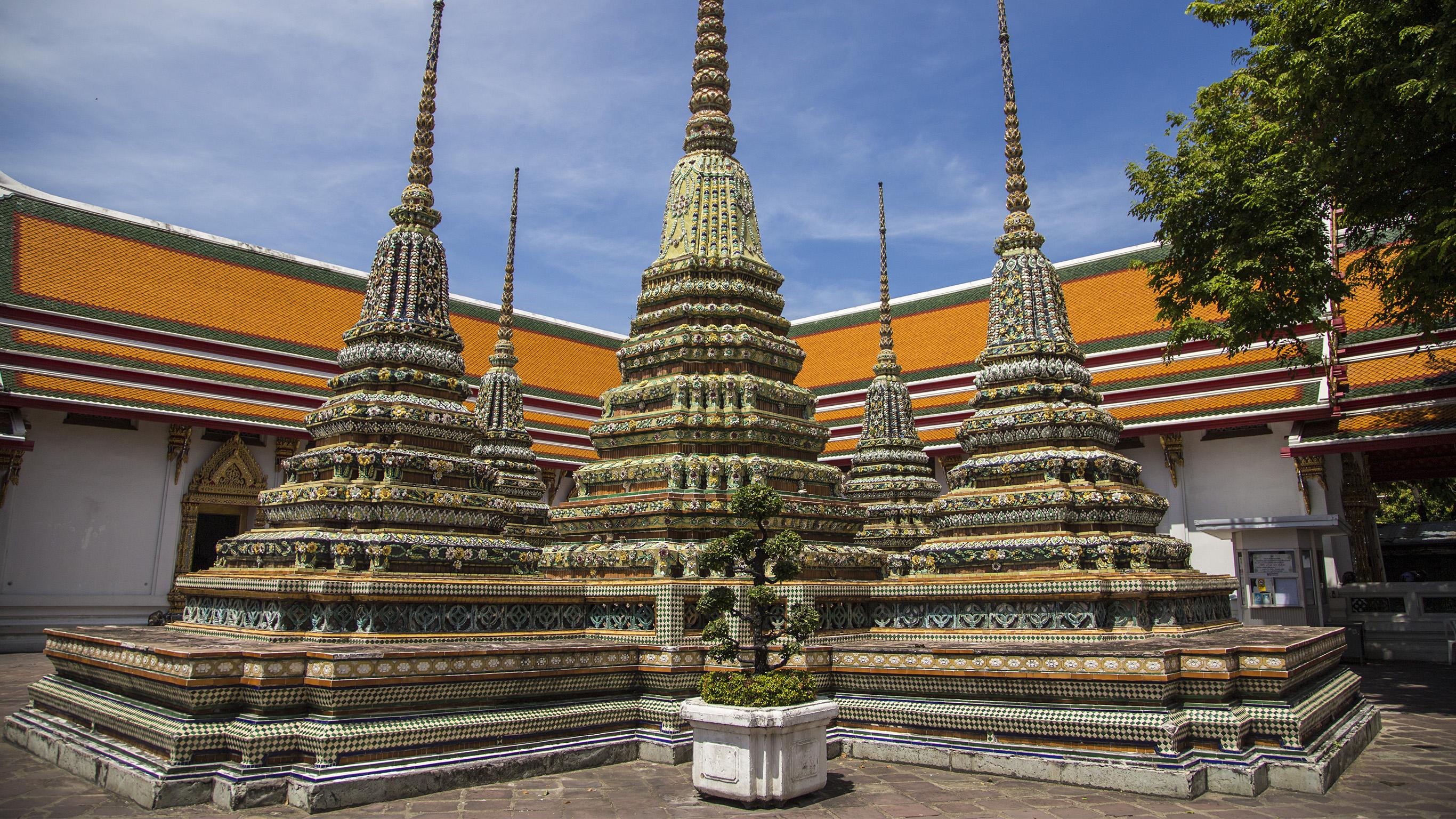 Die Highlights von Thailand