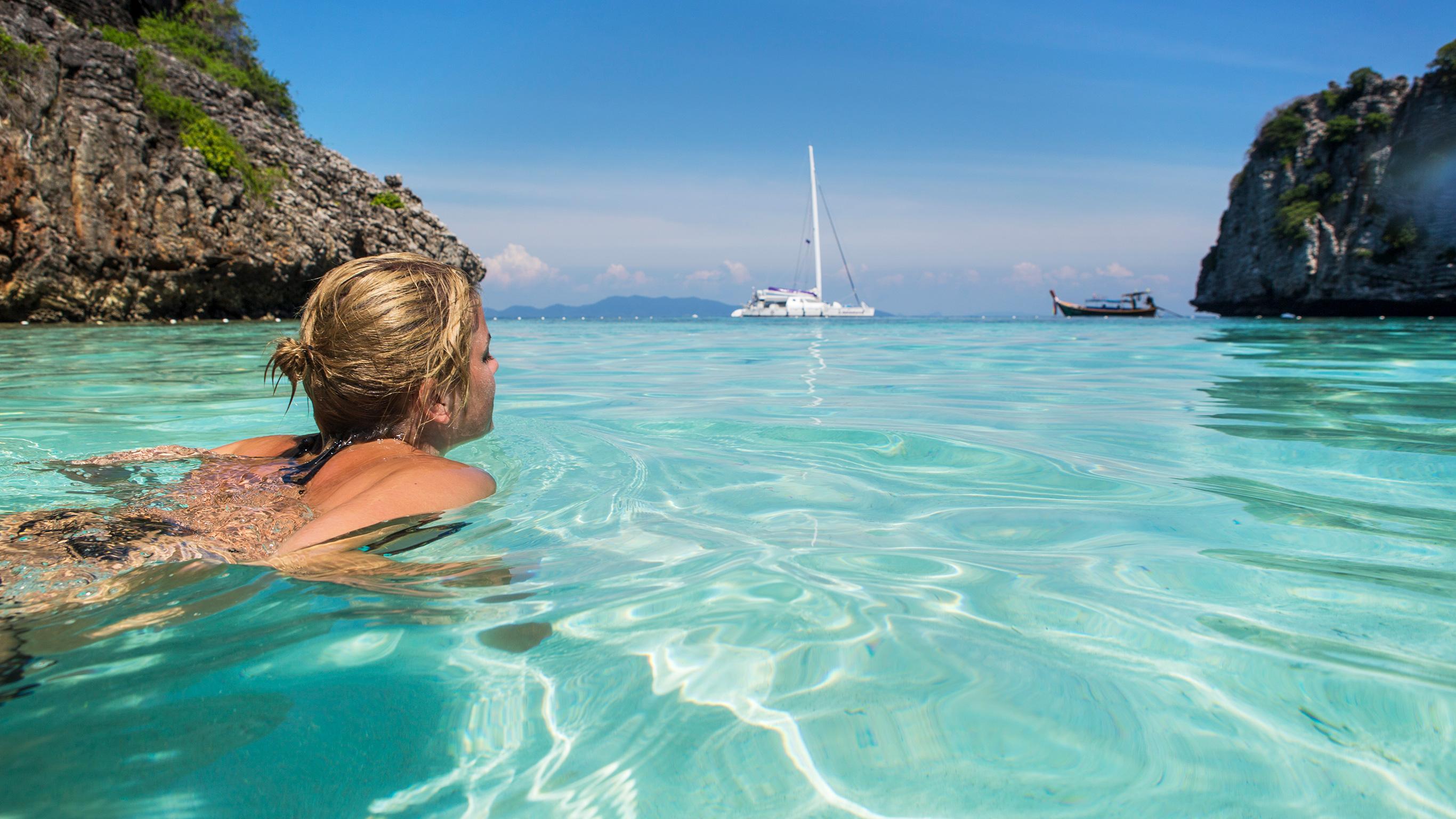 Segeln in Thailand – Von Phuket nach Phuket — Plus