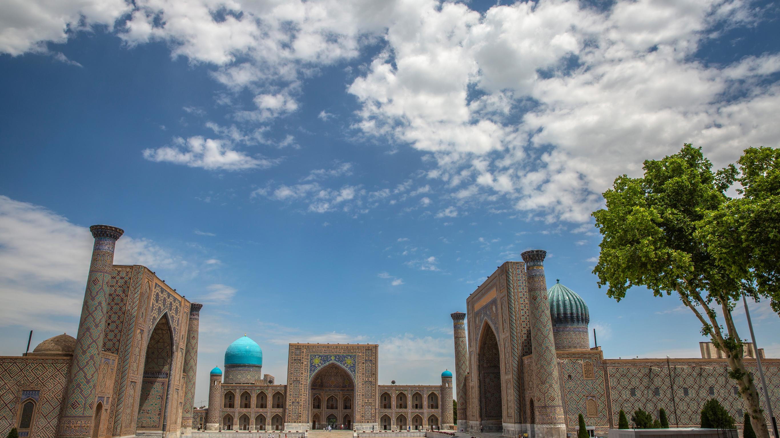 Die Highlights von Usbekistan