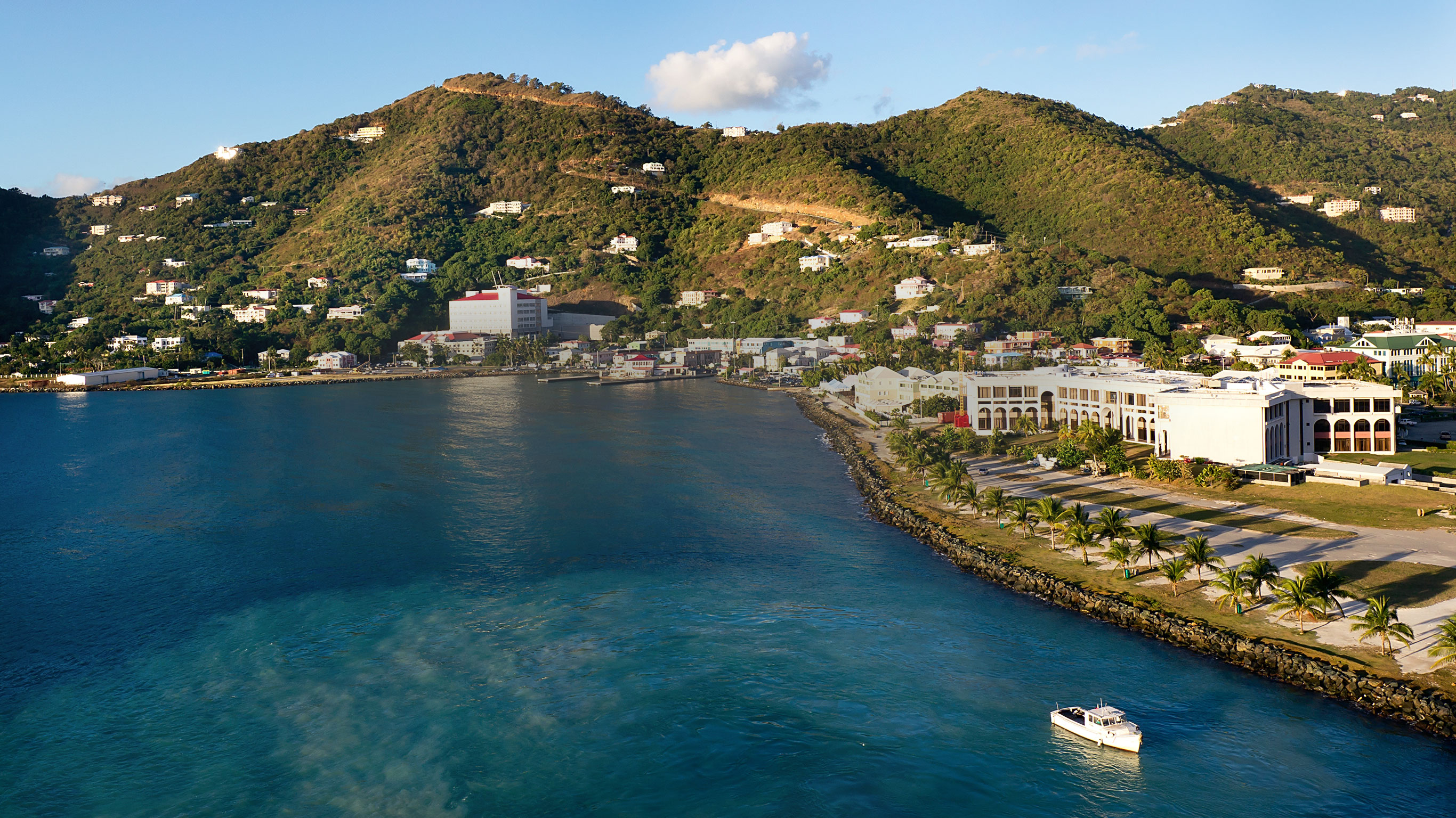 Segeln rund um die Britischen Jungferninseln – von Tortola nach Tortola — Plus