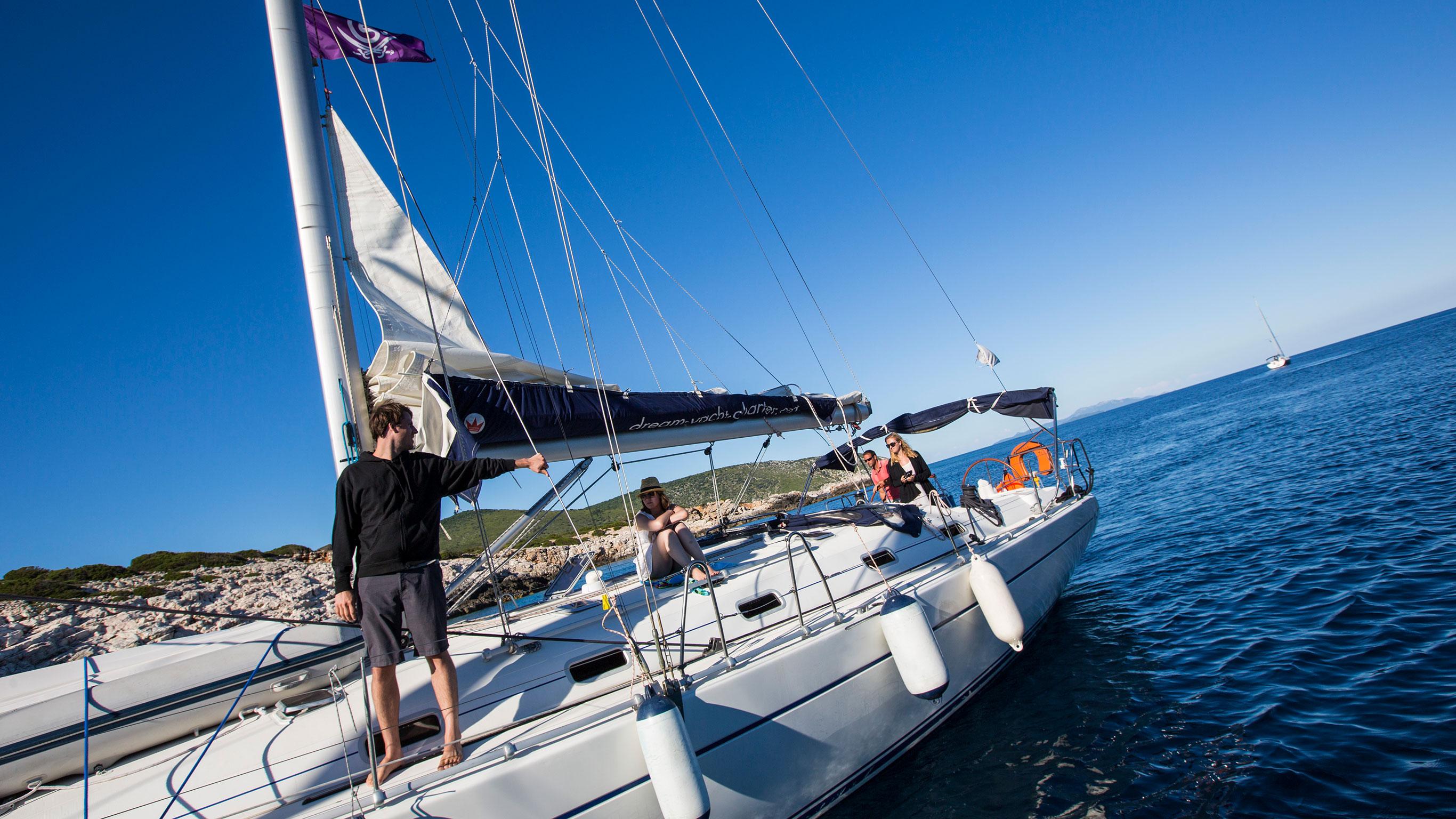 Segeln in Montenegro – Von Dubrovnik nach Dubrovnik