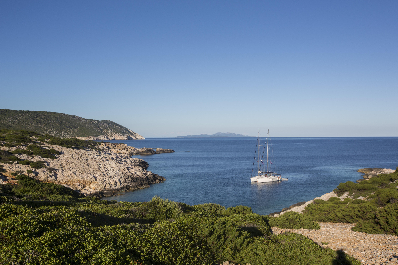 Segeln in Montenegro & Kroatien