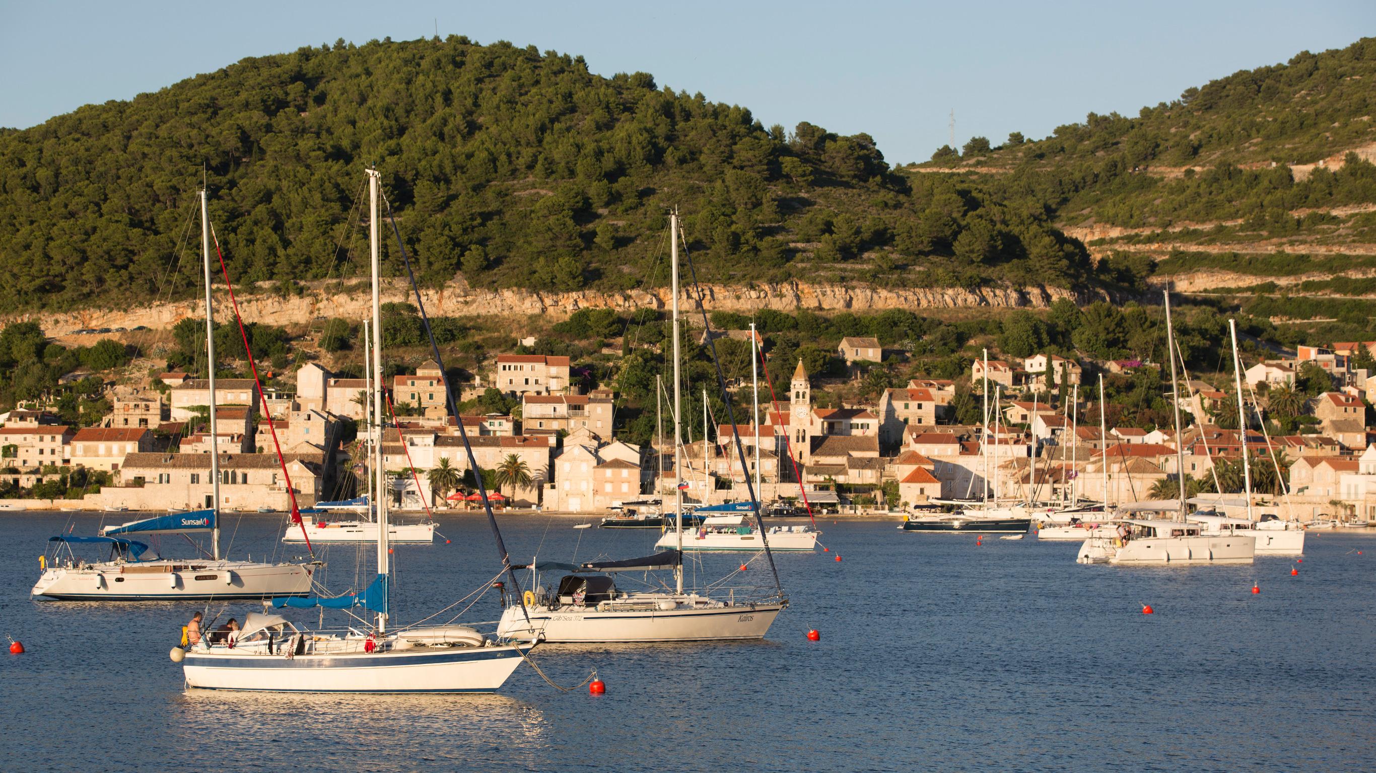 Segeln von Kroatien nach Italien