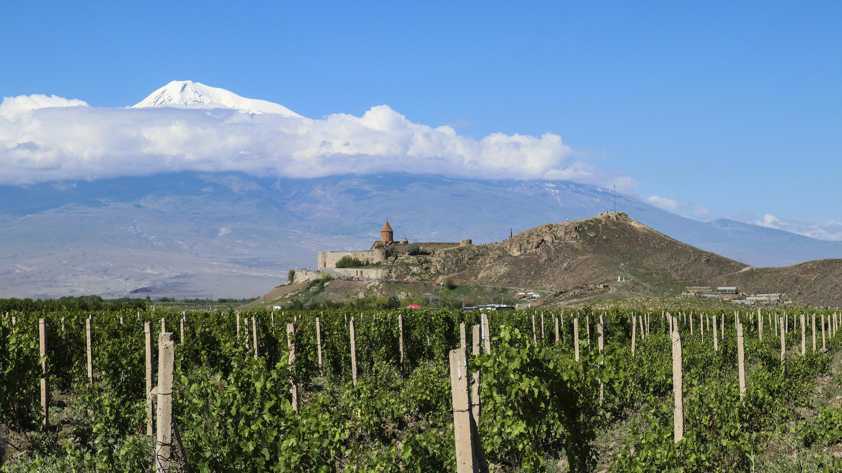 Das Beste von Georgien & Armenien