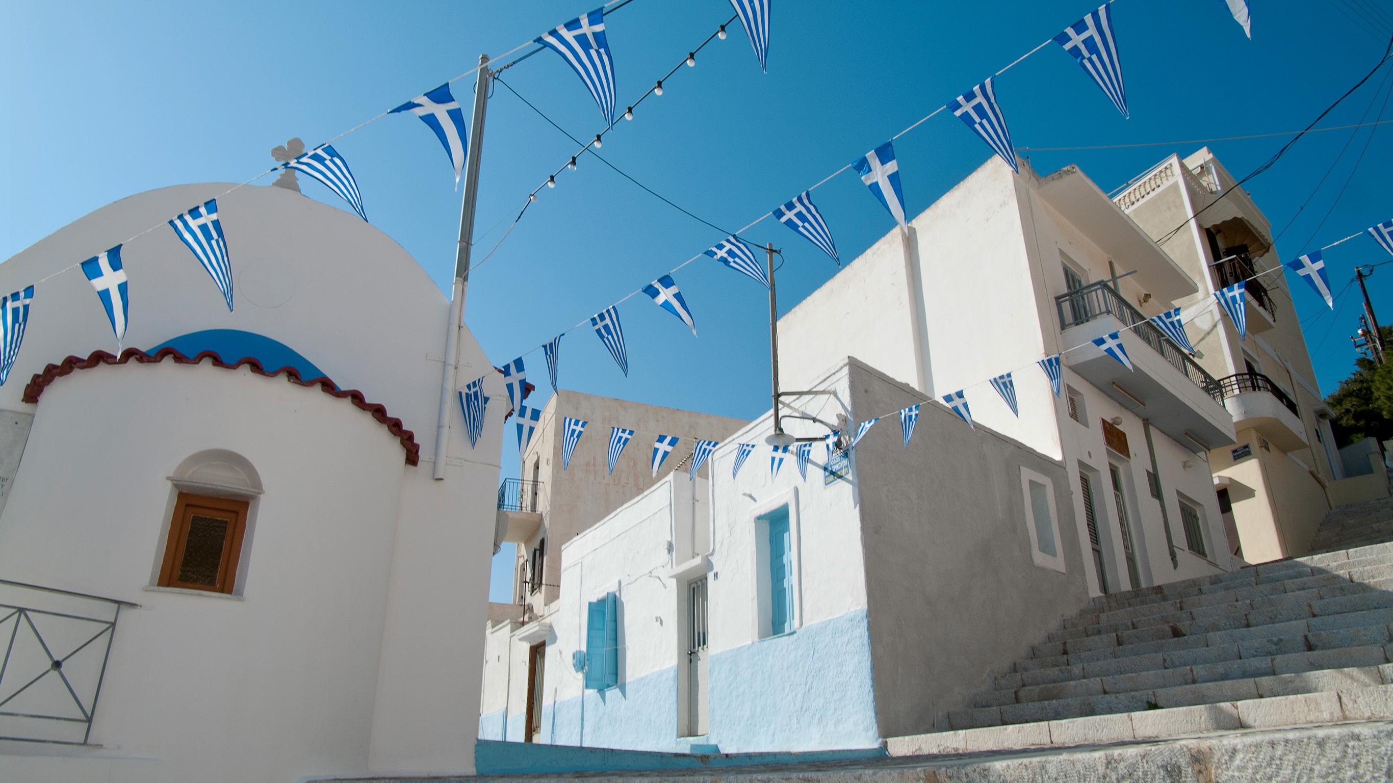 Segeln in Griechenland – Von Mykonos nach Athen