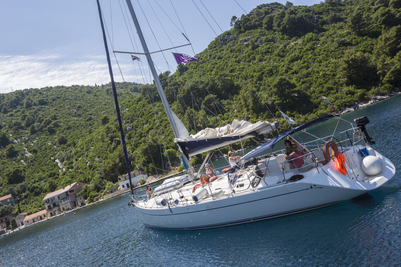 Segeln in Kroatien - Dubrovnik nach Split