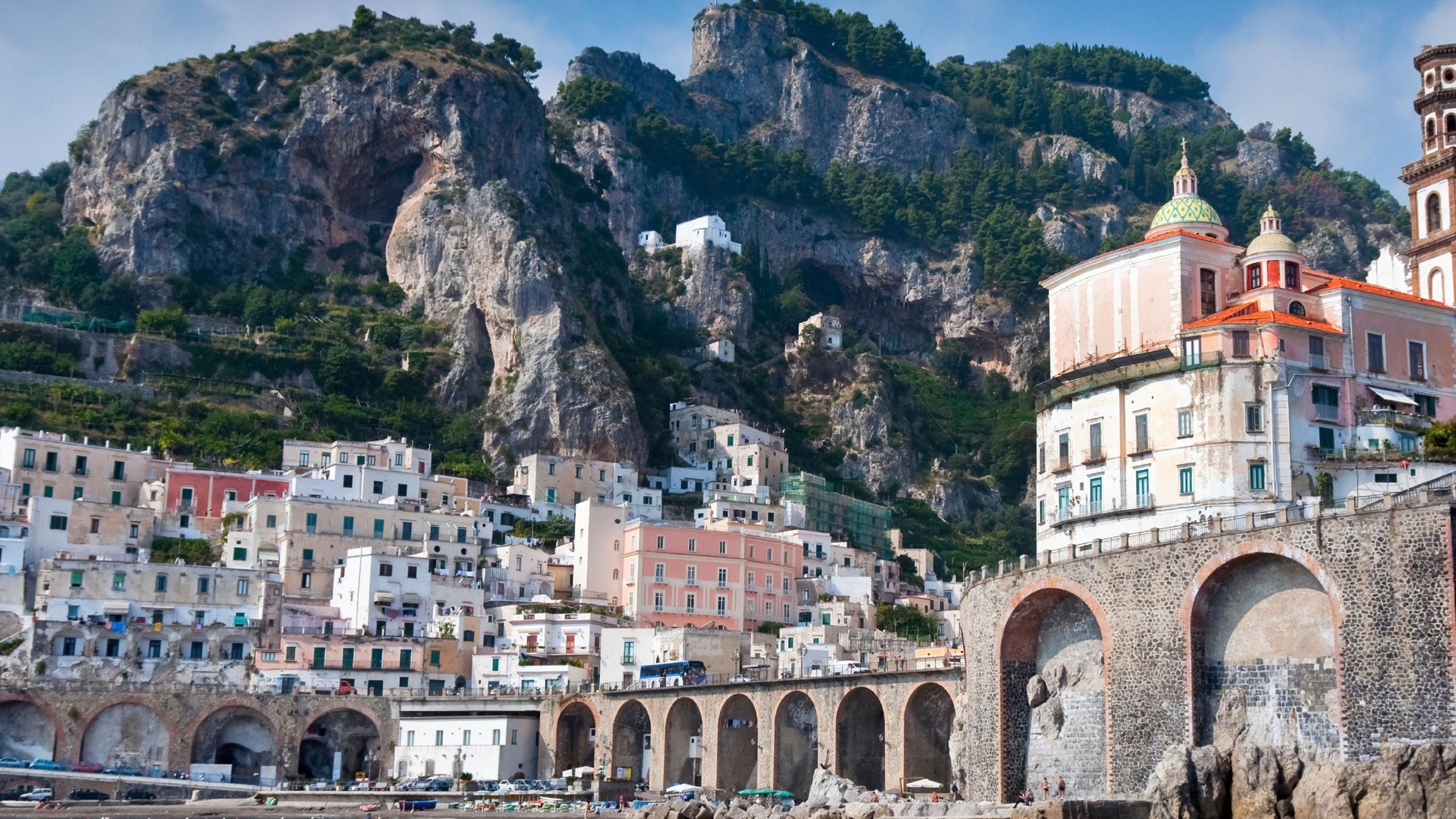 Italien Local Living - Amalfiküste