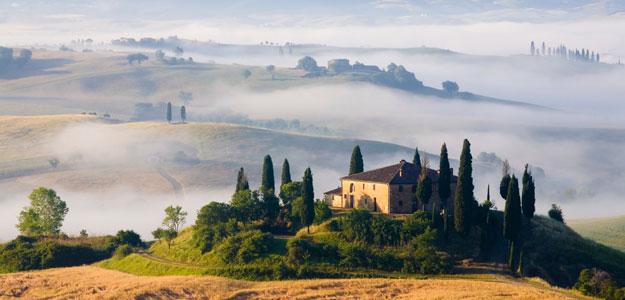 Northern Tuscany Local Living