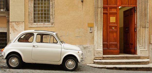 Rome to London Adventure