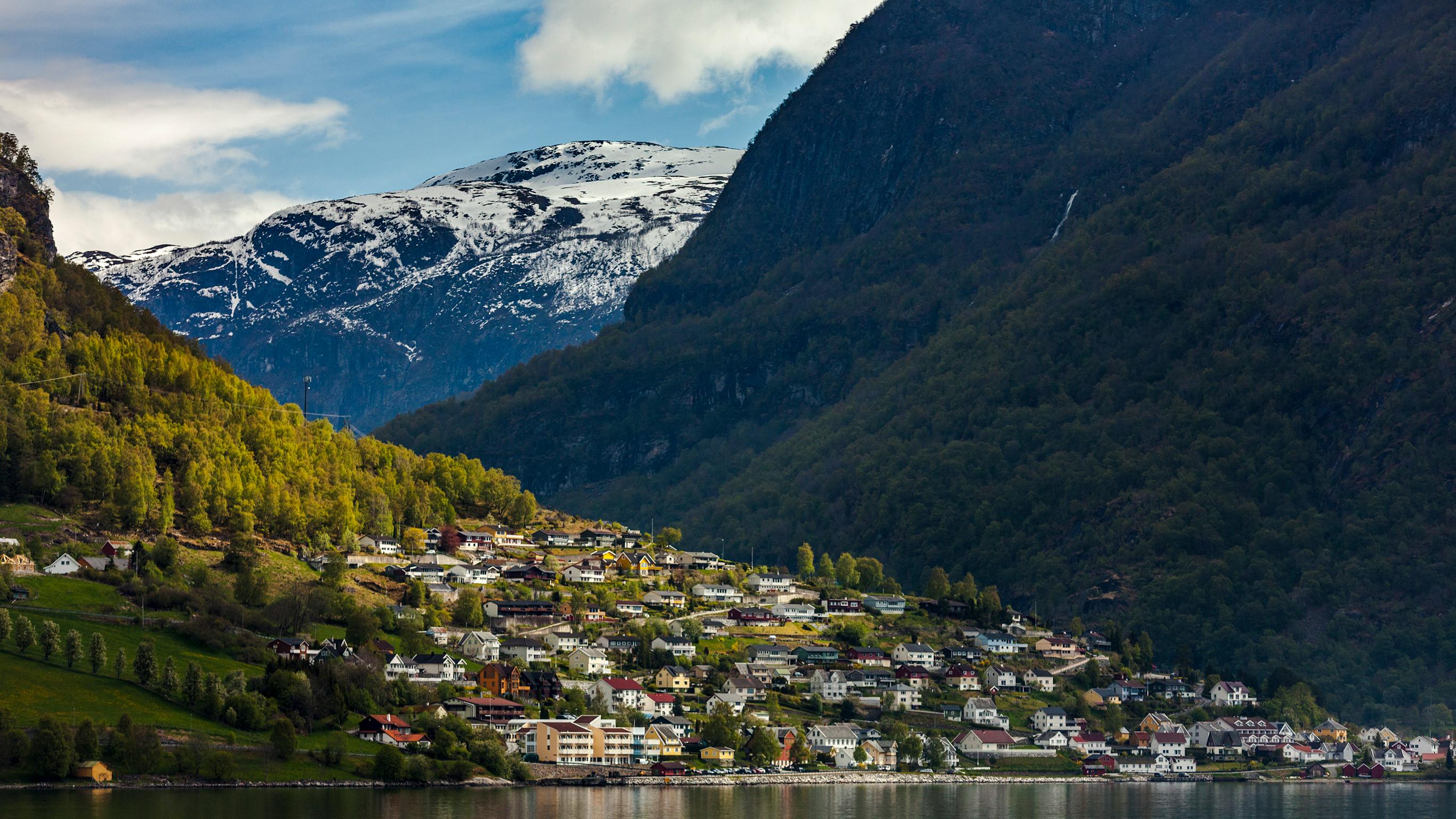 Erkunde die norwegischen Fjorde