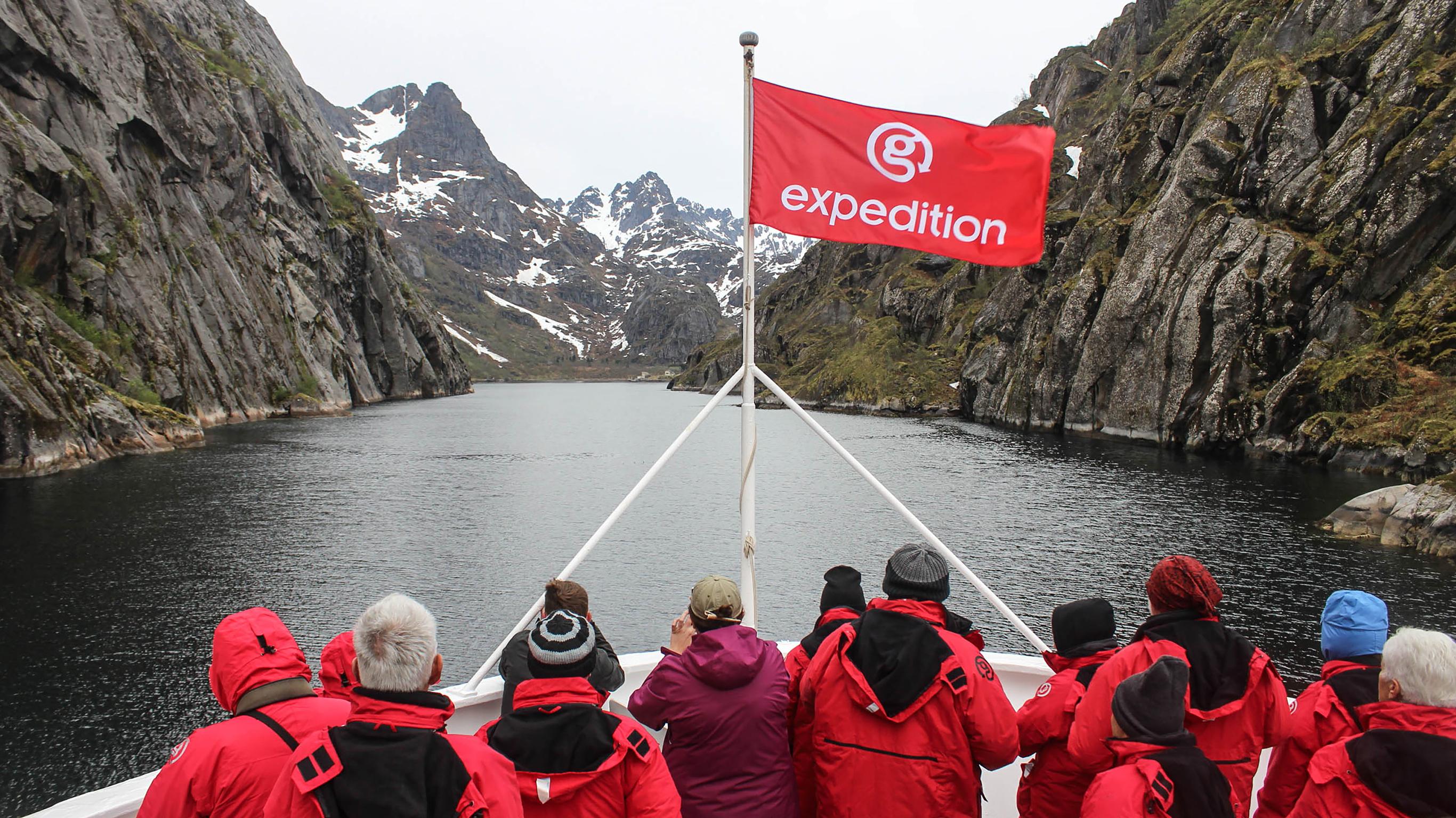 Norwegische Arktis XL