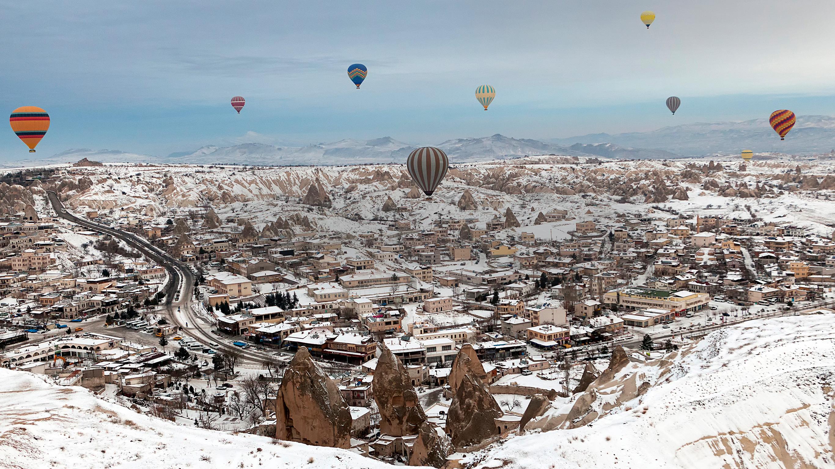 Stockists of Absolute Turkey: Winter