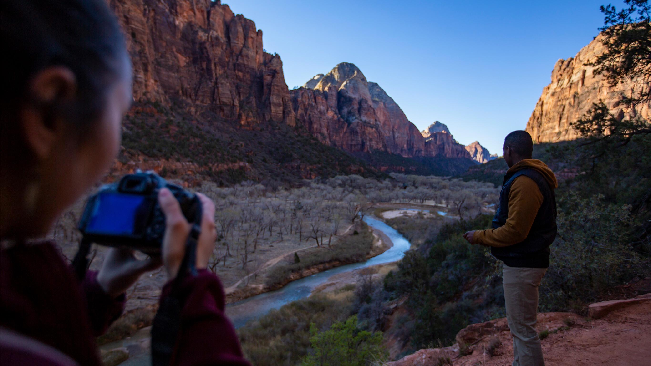 Wandern in den Besten Nationalparks im Wilden Westen
