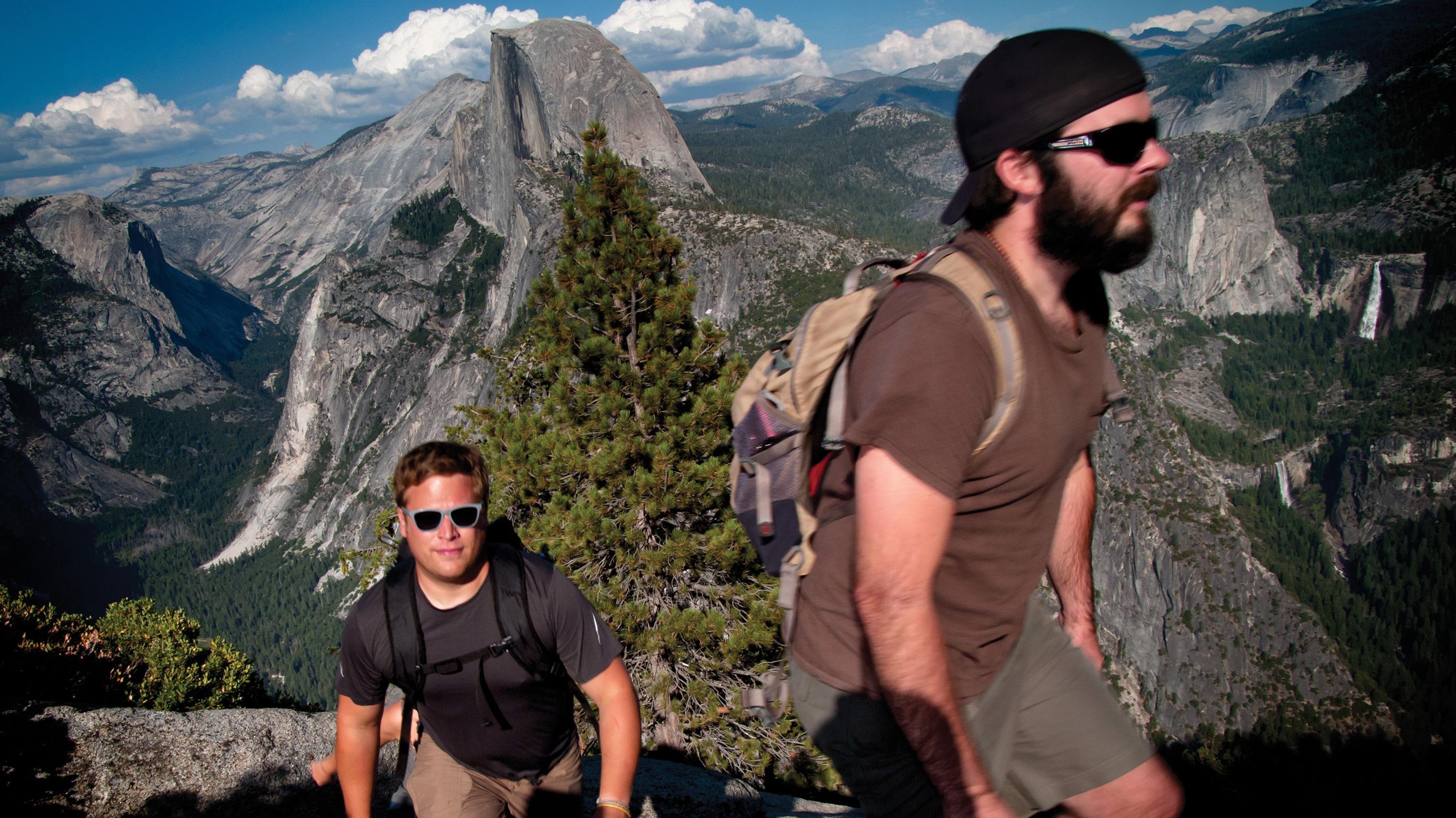 Wandern in Sequoia, Kings Canyon und Yosemite