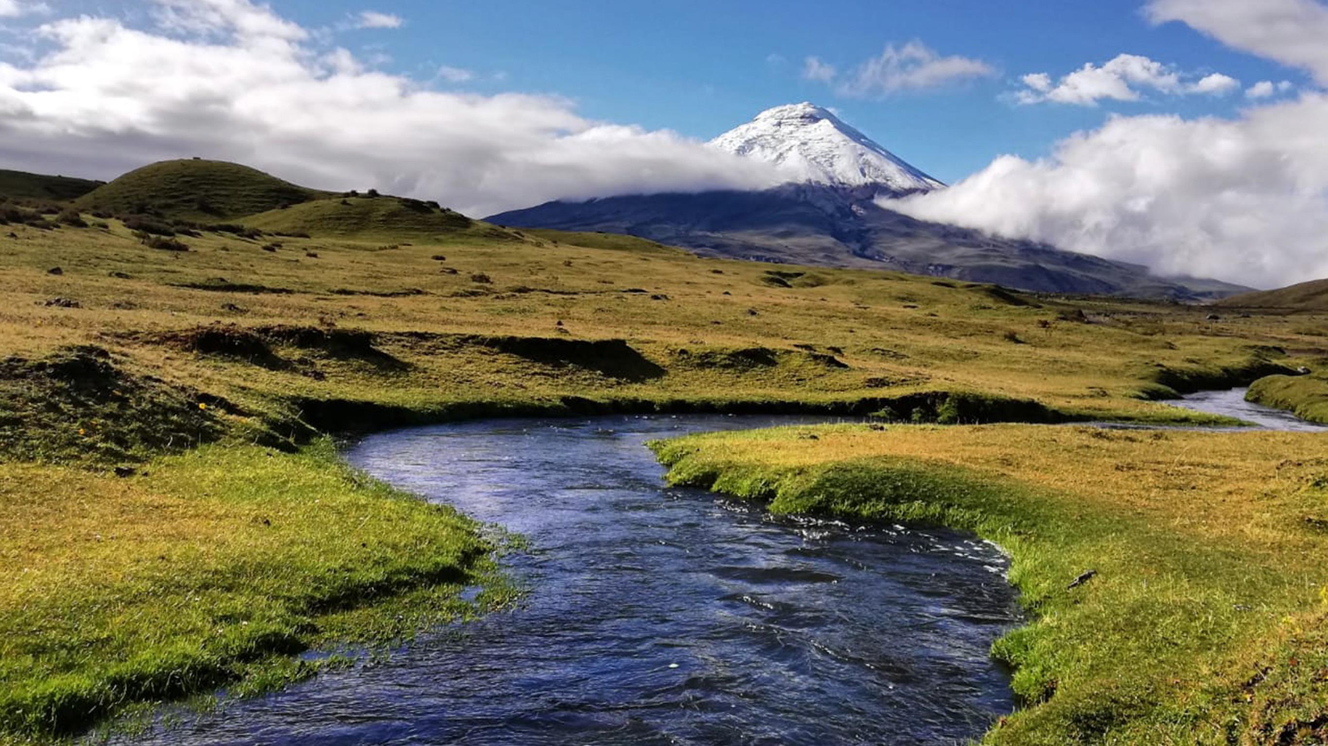 Ecuador: Amazonas, Thermalquellen & Vulkane