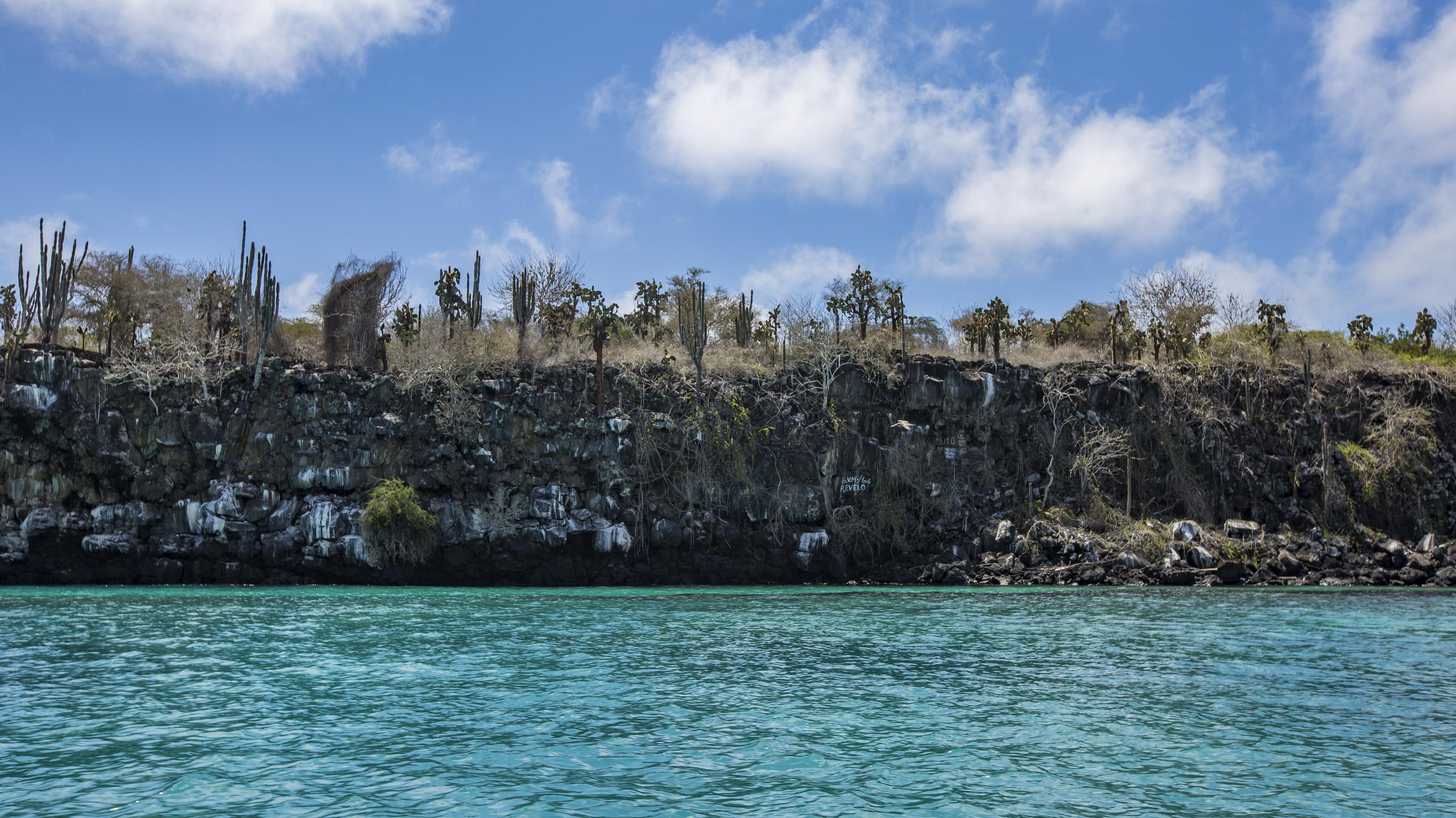 Galápagos - Südliche & östliche Inseln an Bord der Yolita