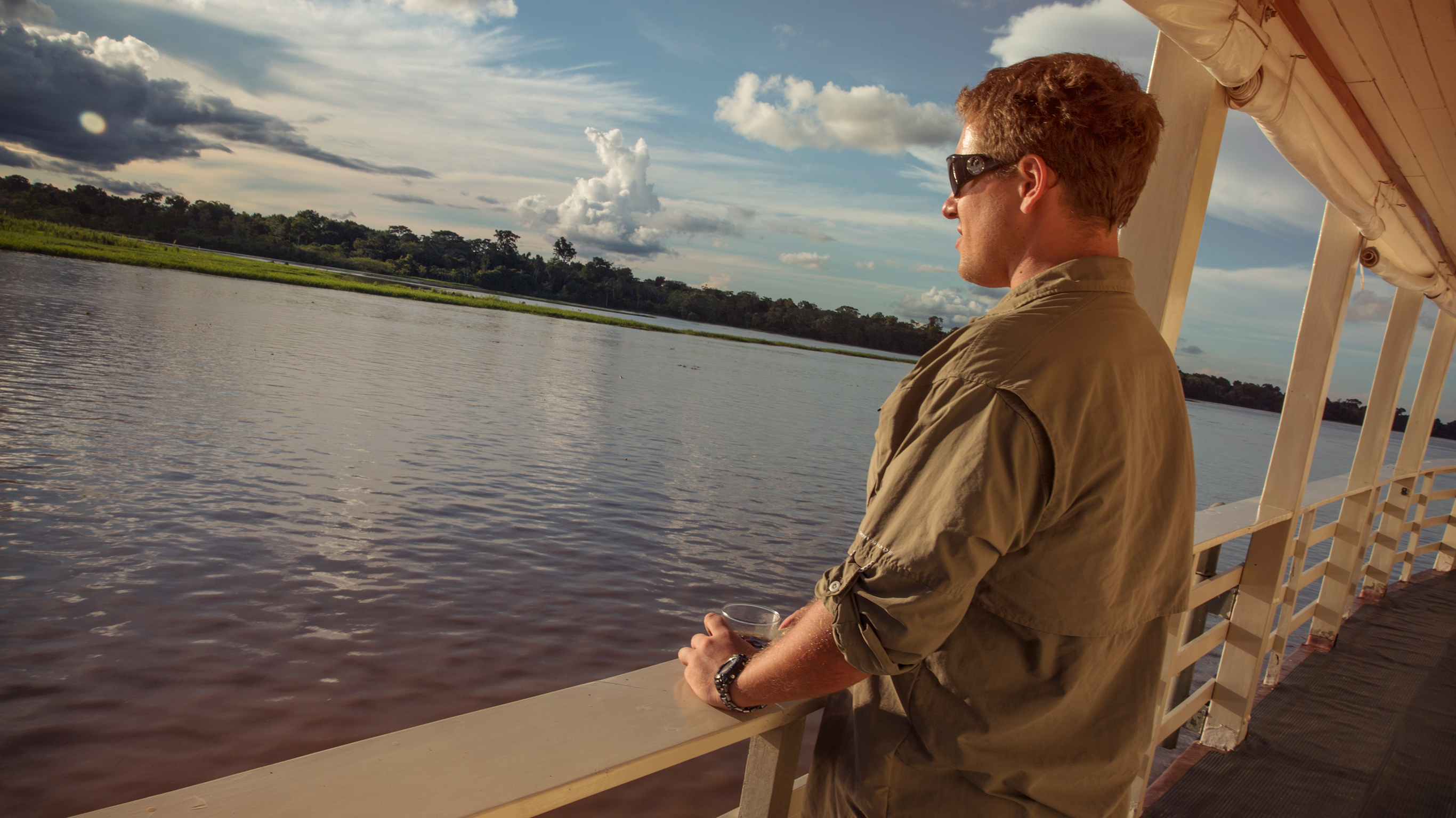 Stockists of Amazon Riverboat Adventure aboard the Amatista