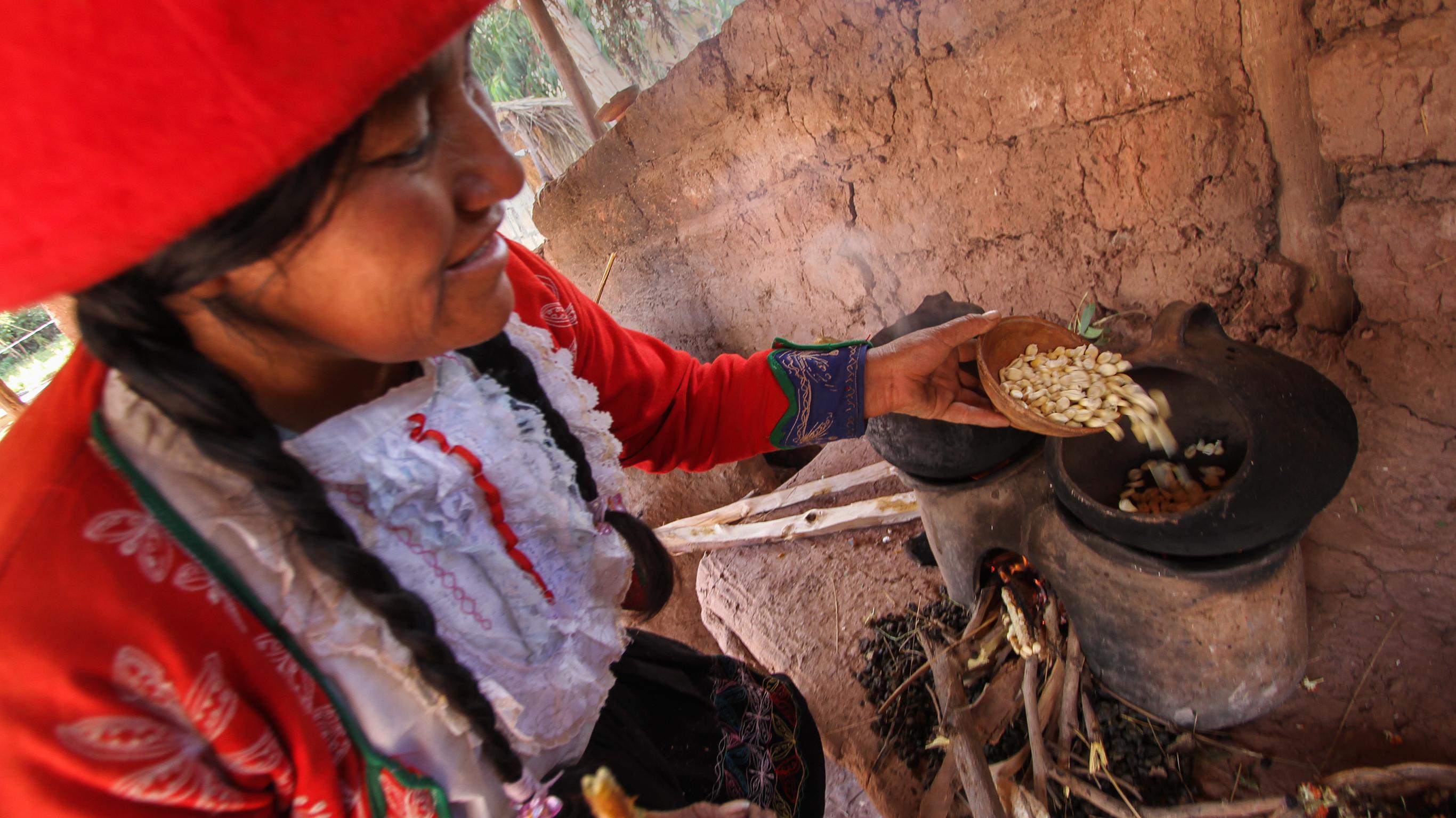 Stockists of Backroads & Highlands of Peru