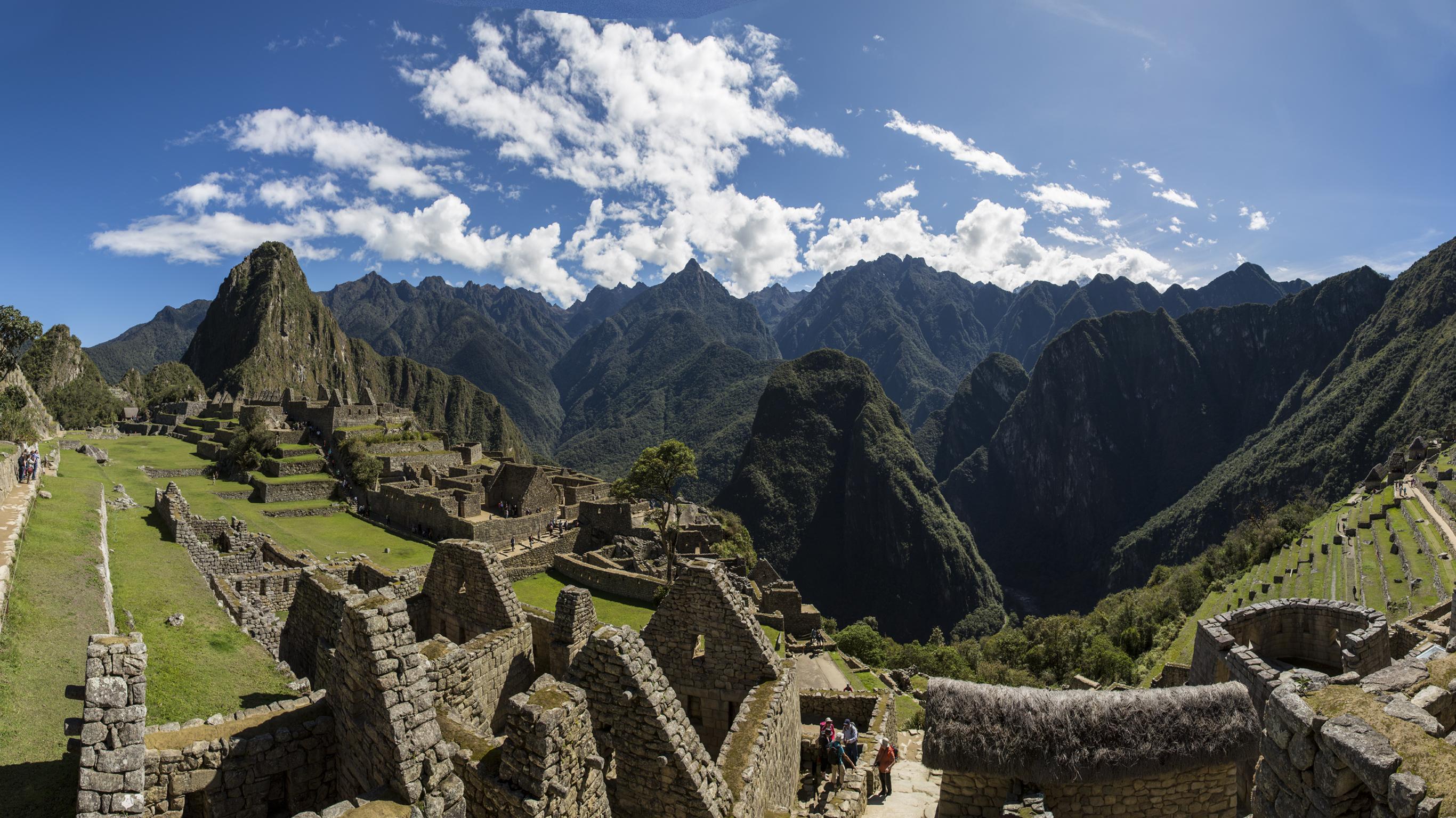 Peru – Antike Städte & die Anden