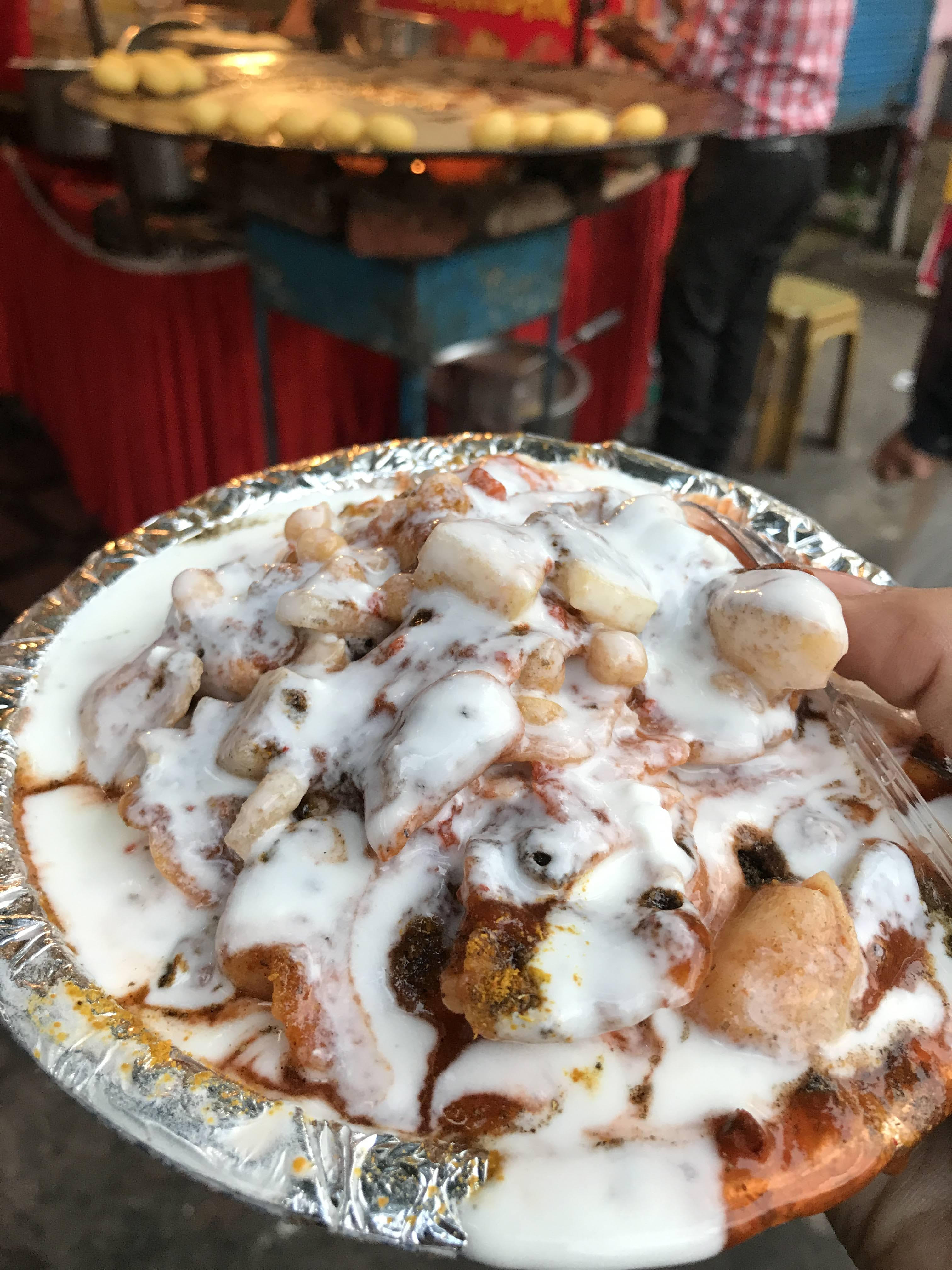 "From ""Chaat"" to ""Momos"" — Sampling Delhi's Street Food Landscape"