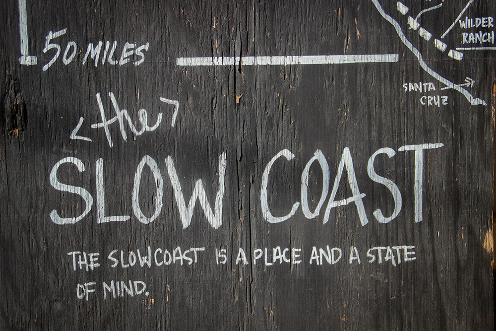 Getting to know the spirit of the Slow Coast.