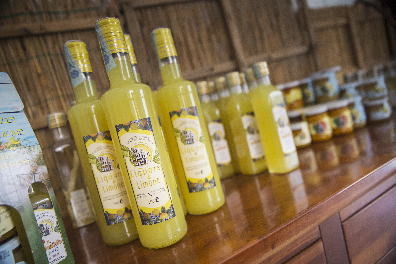 Bottleful of Sunshine: Italy's Limoncello