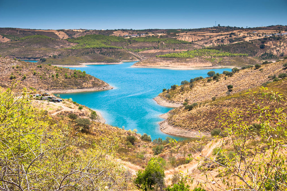 The Blue Dragon River on the Don Quixote Trail. Photo courtesy CC BY 2.0.
