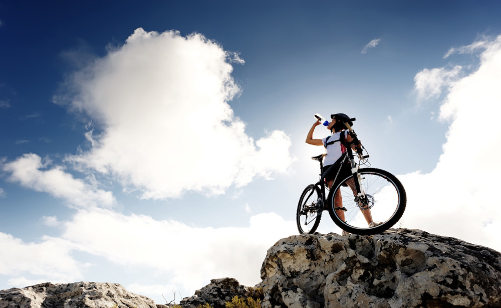 Good fuel and proper hydration can mean the difference between a tough ride and a great one.