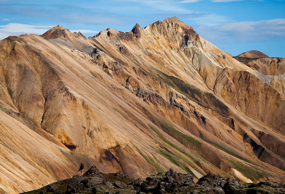 Iceland's epic landscapes make a great backdrop for these epic narratives.