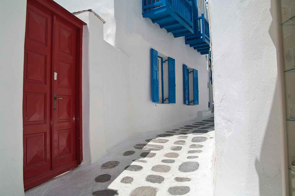 Mykonos is known for having amazing nightlife, but there's a softer side to this famous island, too.
