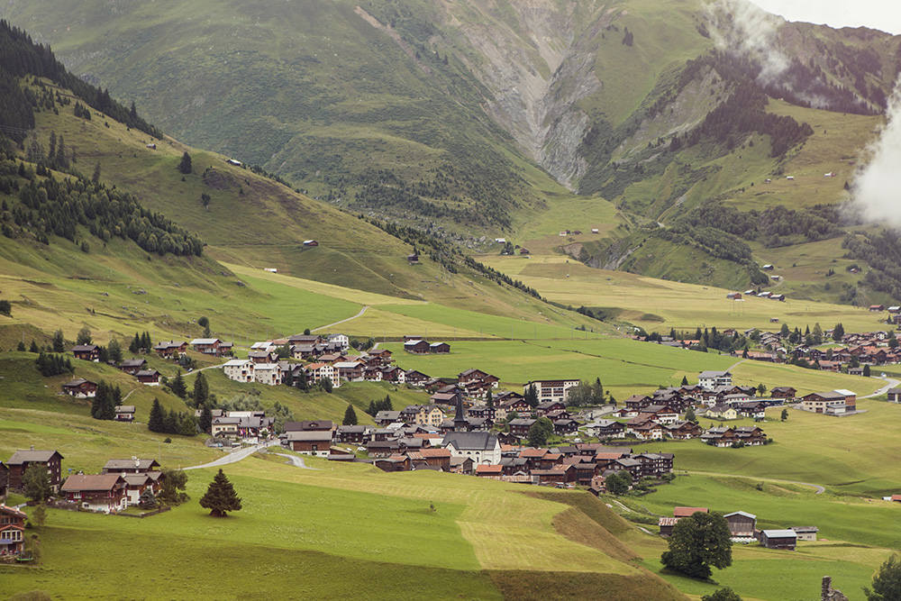 Zermatt is the perfect place for a Swiss yodel.