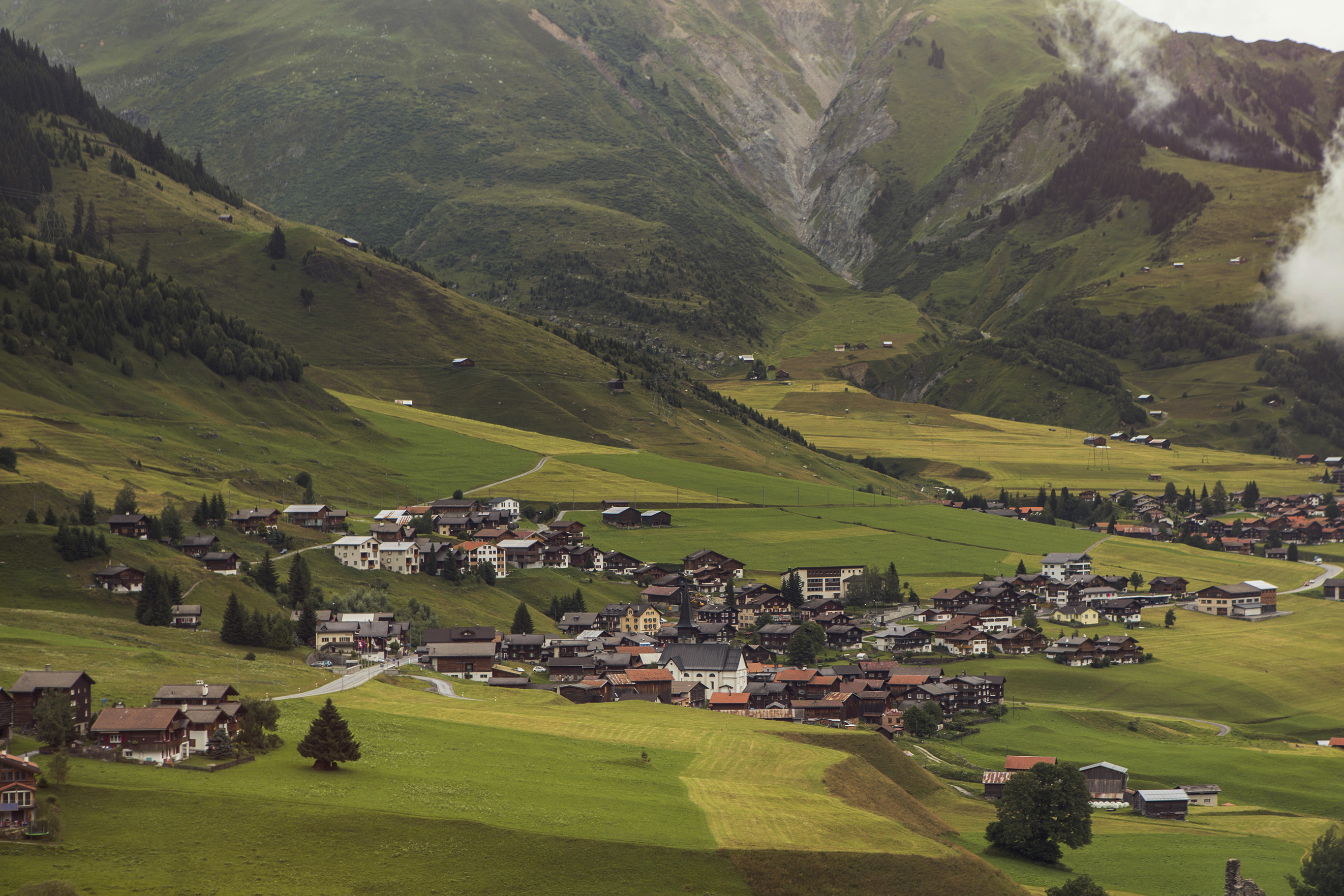 Andrea Montenegro En Latin Lover 4 small ski towns in switzerland you need to know about - g