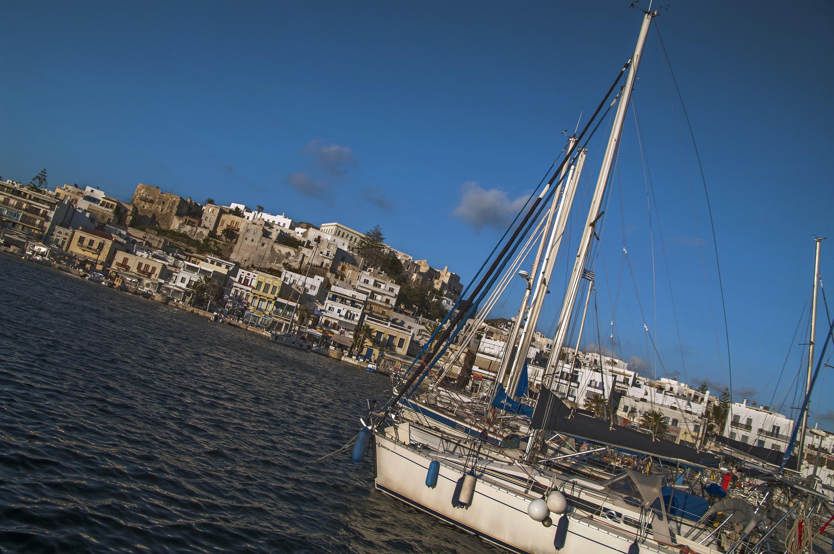 Art hopping on the Greek Islands