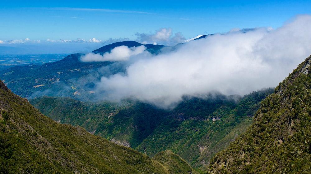 Views from Panama's famous Volcán Barú. Photo courtesy Dennis B.