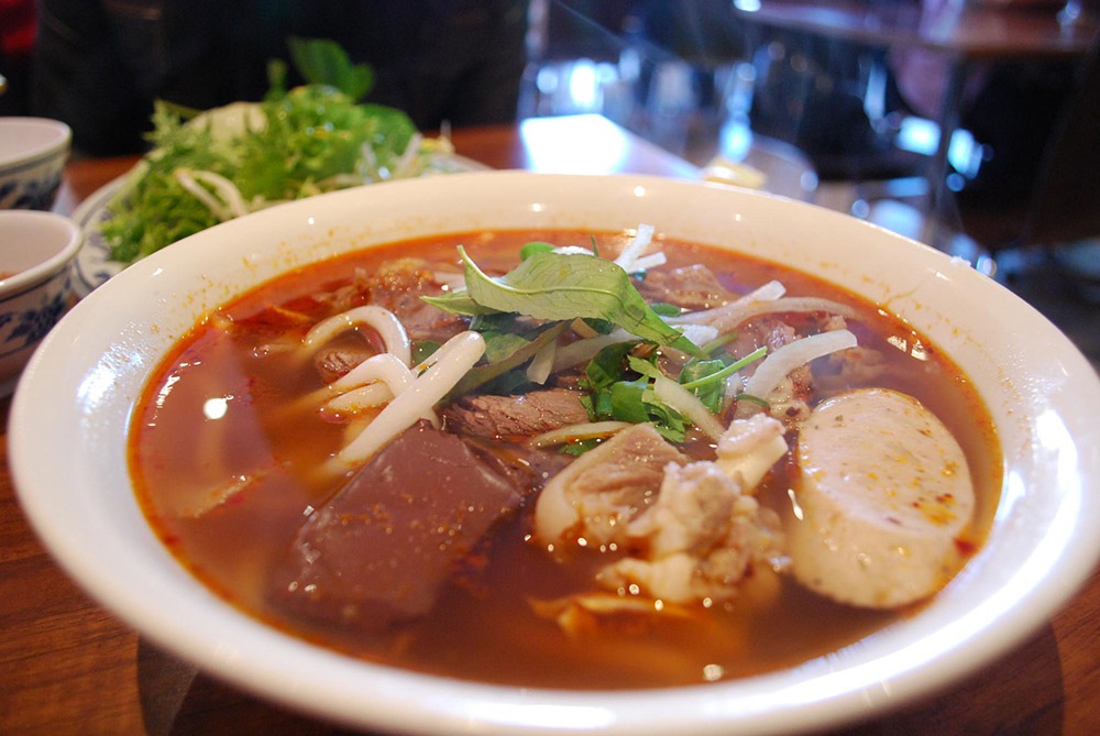 Hue's namesake soup is worth your time. Photo courtesy Alpha.