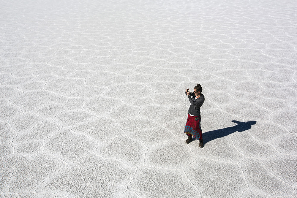 Bolivia's attractions far exceed the famous salt flats.
