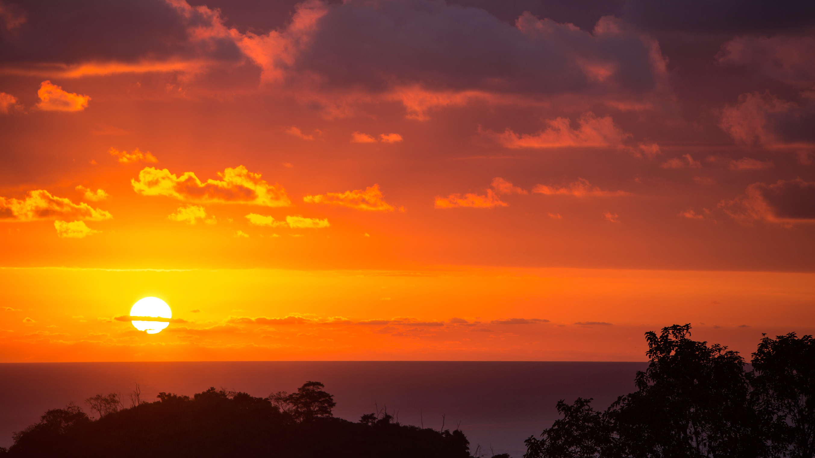 Time-Lapse Tuesday: Sunrise in Costa Rica - G Adventures | title | sunrise time
