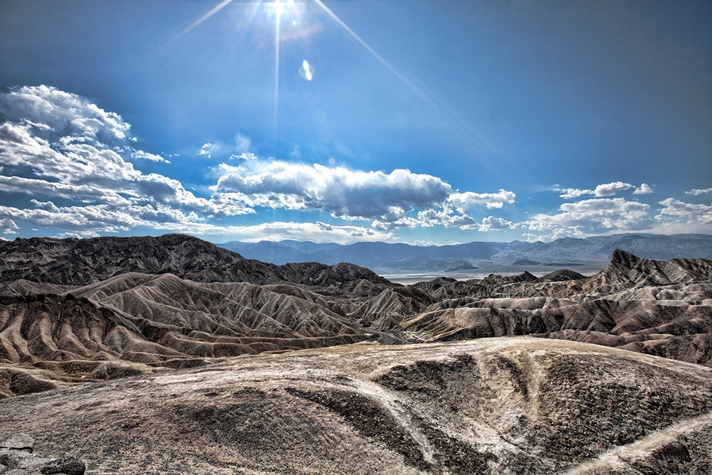 You won't want to miss this shot in Death Valley, California.