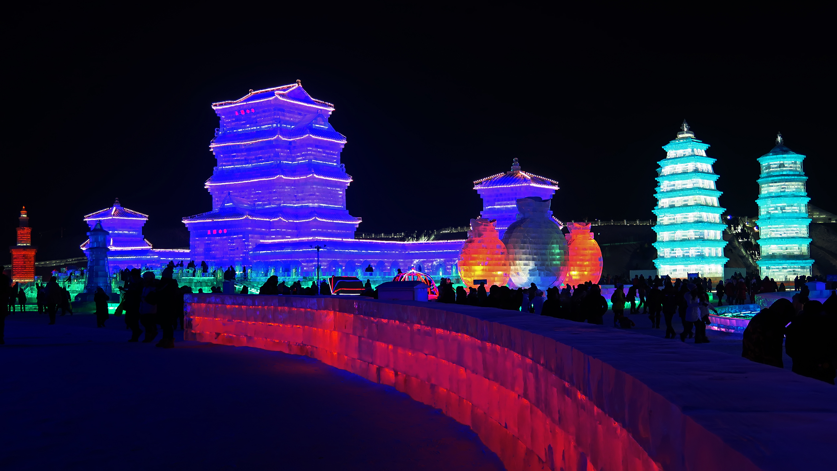 China S Harbin Ice Festival By The Numbers G Adventures
