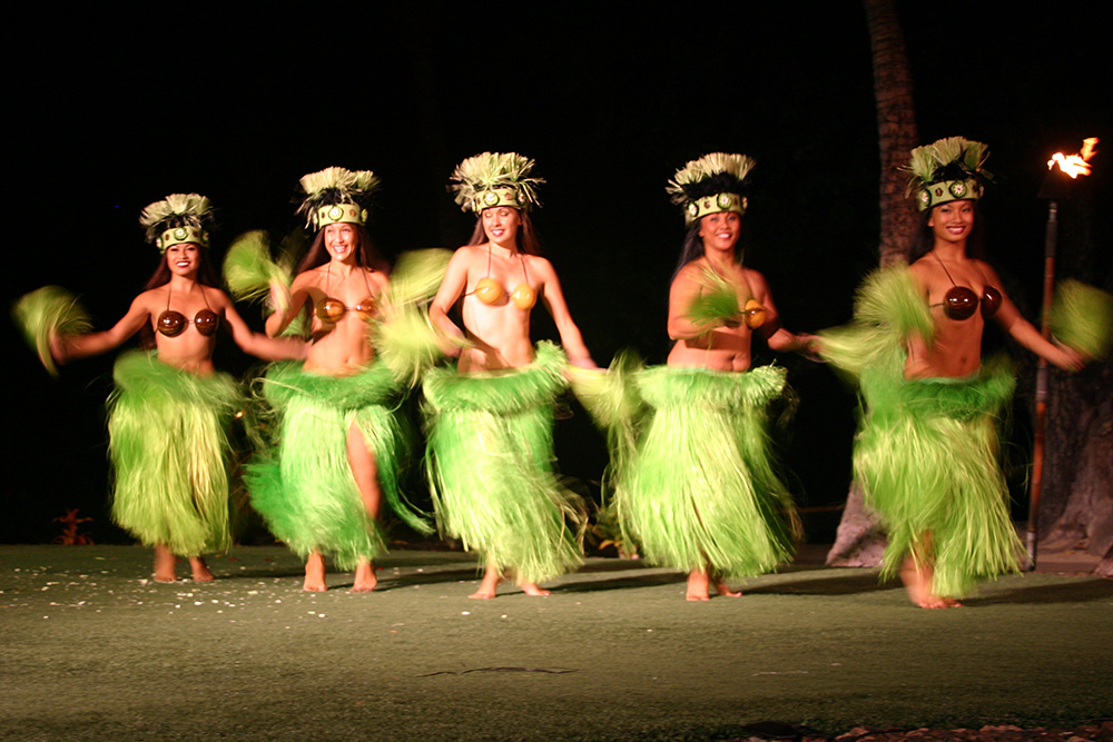 A Hawaiian luau is a must-do. Photo courtesy of Tom Simpson.